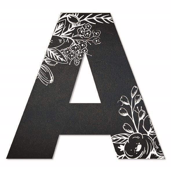Blackboard Letters